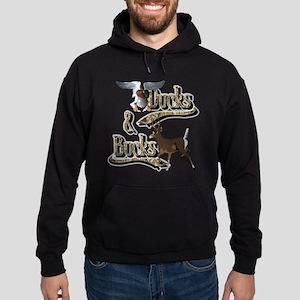 Ducks & Bucks Hoodie (dark)