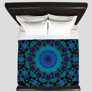 Mellow Art Mandala King Duvet