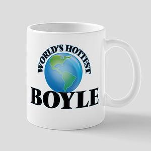 World's hottest Boyle Mugs