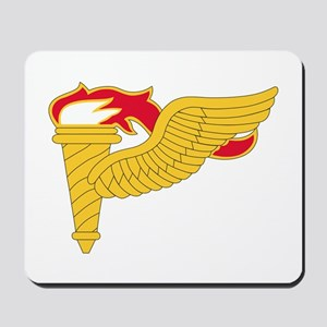 Army Pathfinder Insignia Mousepad