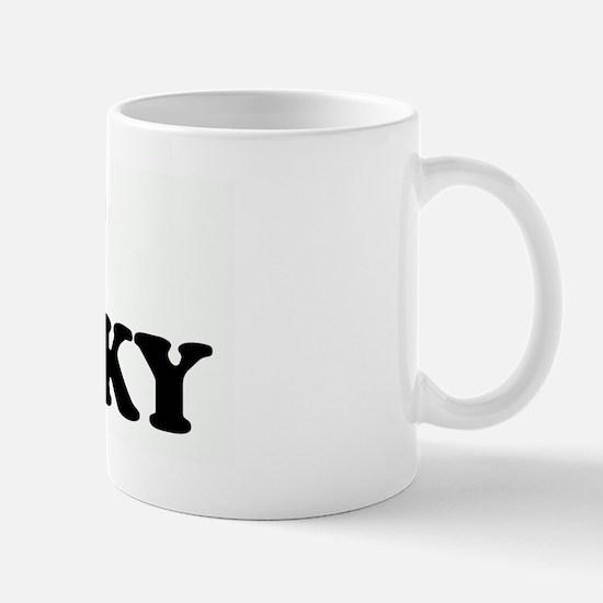 I Love SPARKY Mug