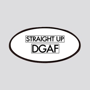 Straight Up DGAF Patches