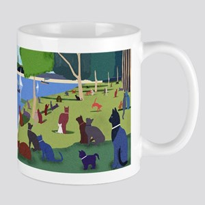 Jatte Cats Mugs