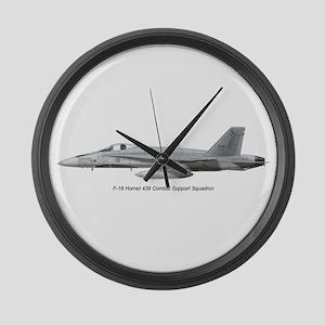 439print Large Wall Clock