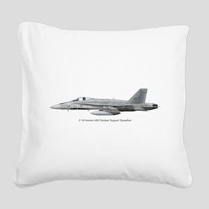 439print Square Canvas Pillow