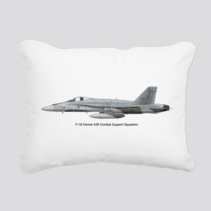 439print Rectangular Canvas Pillow