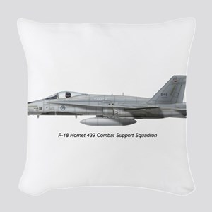 439print Woven Throw Pillow