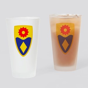 49th MP Brigade Drinking Glass
