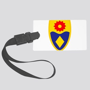 49th MP Brigade Large Luggage Tag