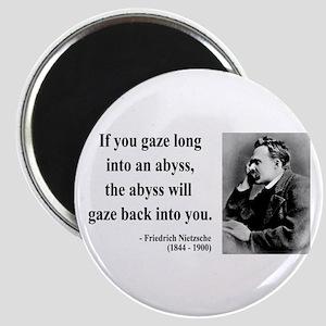 Nietzsche 9 Magnet