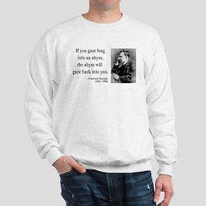 Nietzsche 9 Sweatshirt
