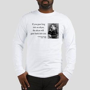 Nietzsche 9 Long Sleeve T-Shirt