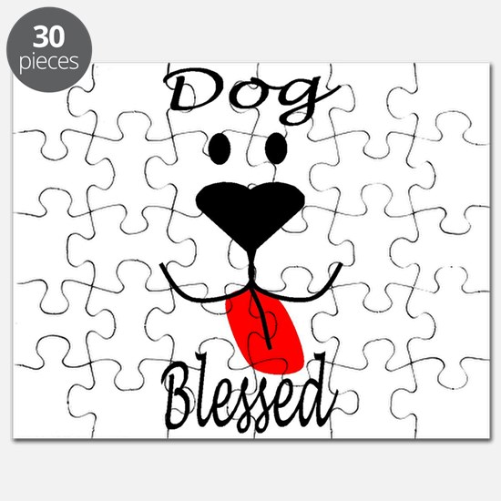 Dog Blessed Puzzle