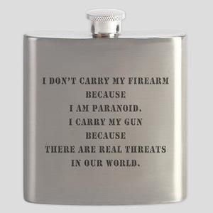 therearerealthreats Flask