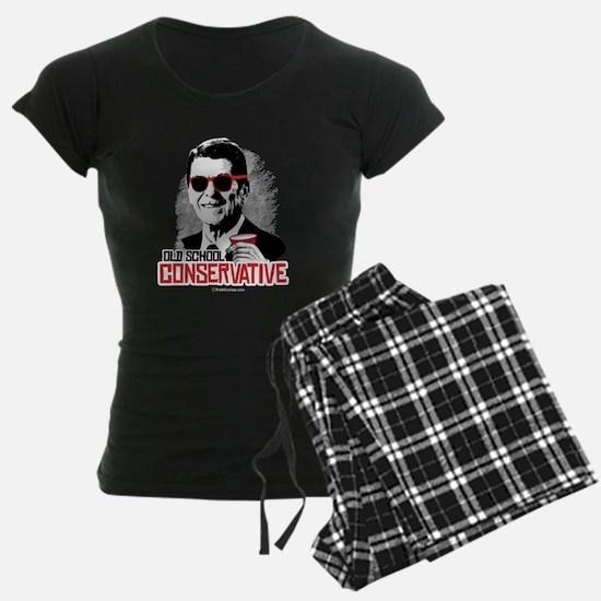 Reagan: Old School Conservat Pajamas