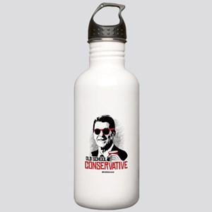 Reagan: Old School Con Stainless Water Bottle 1.0L