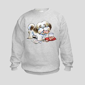 Shih Tzu Cookies Sweatshirt