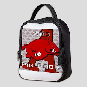 Woo Pig Sooie Neoprene Lunch Bag