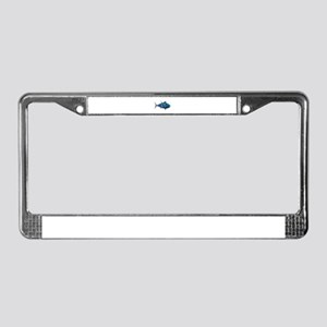 TUNA License Plate Frame
