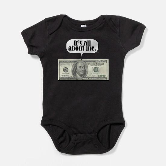 Cute Benjamin Baby Bodysuit