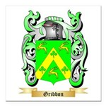 Gribbon Square Car Magnet 3