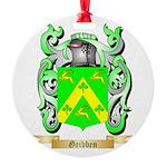 Gribben Round Ornament