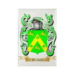 Gribben Rectangle Magnet (100 pack)