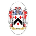 Gresty Sticker (Oval)