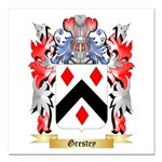 Grestey Square Car Magnet 3