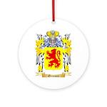 Gresson Ornament (Round)