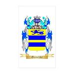 Greschke Sticker (Rectangle 50 pk)