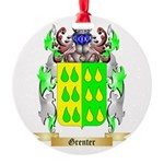 Grenter Round Ornament