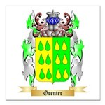 Grenter Square Car Magnet 3