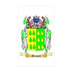 Grenter Sticker (Rectangle 10 pk)