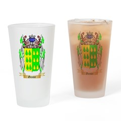 Grenter Drinking Glass