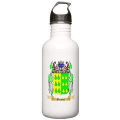 Grenter Stainless Water Bottle 1.0L