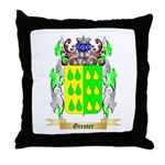 Grenter Throw Pillow