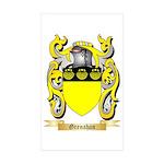 Grenahan Sticker (Rectangle 50 pk)