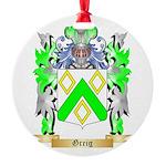 Greig Round Ornament