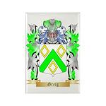 Greig Rectangle Magnet (10 pack)