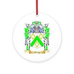 Greig Ornament (Round)