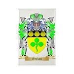 Grehan Rectangle Magnet (100 pack)