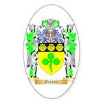 Grehan Sticker (Oval)