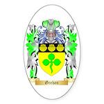 Grehan Sticker (Oval 10 pk)
