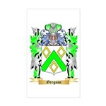 Gregson Sticker (Rectangle)