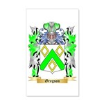 Gregson 35x21 Wall Decal