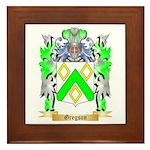 Gregson Framed Tile