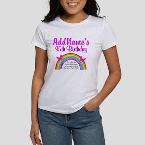 CHRISTIAN 95TH Women's T-Shirt