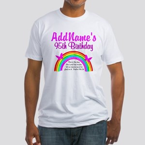 CHRISTIAN 95TH Fitted T-Shirt