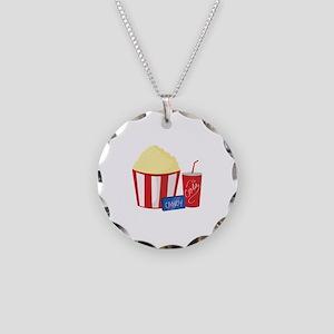 Movie Snacks Necklace